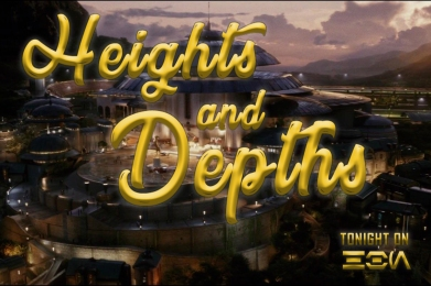 We love our Heights and Depths
