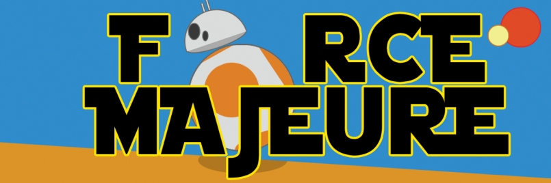 Force Majeure BB8 Twitter